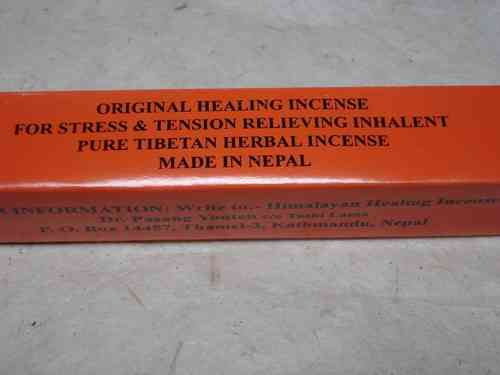 Original Healing Incense - Lung Pö