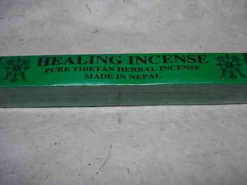 Healing Incense green