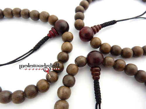 Greywood mit Red Ebony - Pocketmala