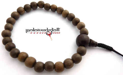 Greywood mit Ebony - Pocketmala