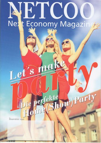 Netcoo Magazine - Home (Show) Party